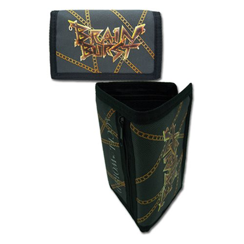 Accel World Brain Burst Tri-Fold Wallet