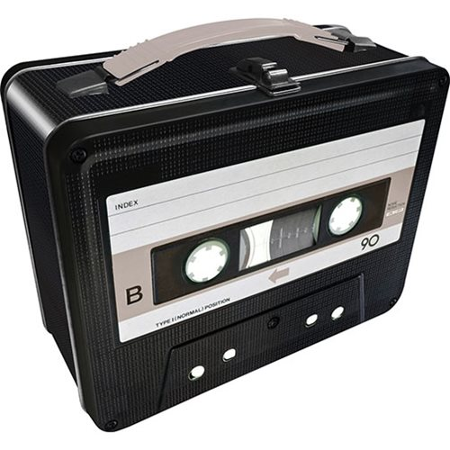 Cassette Tape Gen 2 Fun Box Tin Tote