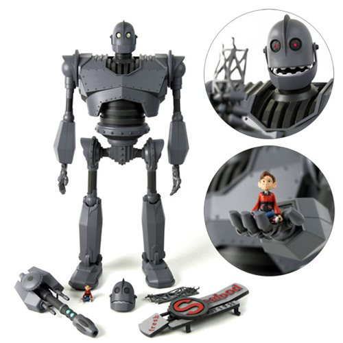 Iron Giant 16-Inch Talking Deluxe Action Figure