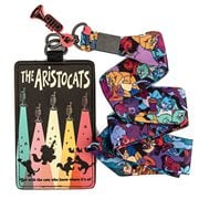 Aristocats Lanyard with Cardholder