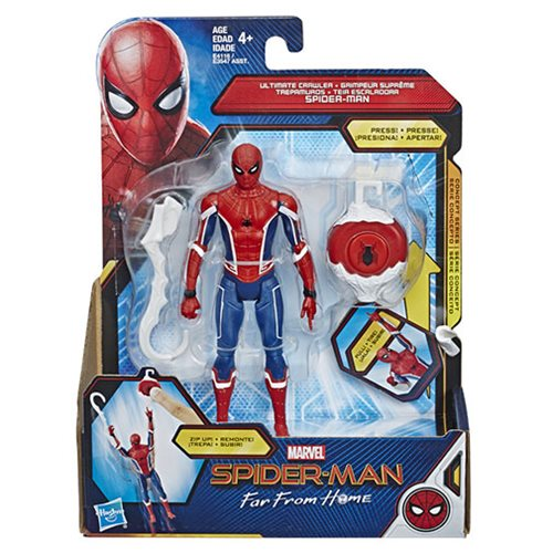 Spider-Man: Far From Home Action Figures Wave 1 Case