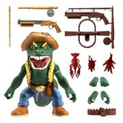 Teenage Mutant Ninja Turtles Ultimates Leatherhead 7-Inch Action Figure