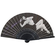 Elvira Laid Bare Hand Fan