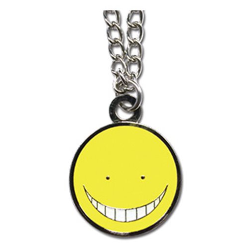 Assassination Classroom Korosensei Necklace