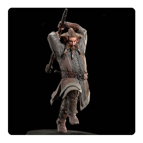 The Hobbit An Unexpected Journey Nori the Dwarf 1:6 Scale Statue