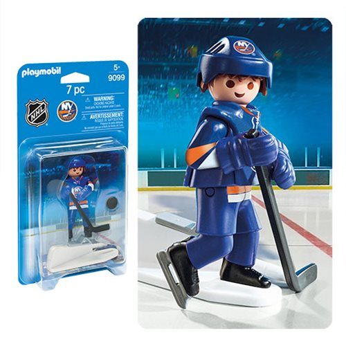 Playmobil 9099 NHL New York Islanders Player Action Figure