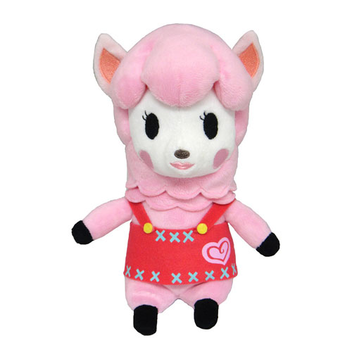 Animal Crossing Reese 8-Inch Plush