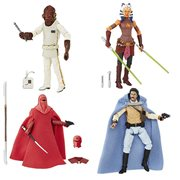 Star Wars The Black Series 3 3/4-Inch Action Figures Wave 3 Set