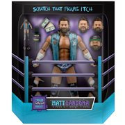 Major Wrestling Figure Podcast Ultimates Matt Cardona 7-Inch Action Figure