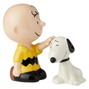 Peanuts Charlie Brown Pets Snoopy Salt and Pepper Shaker Set