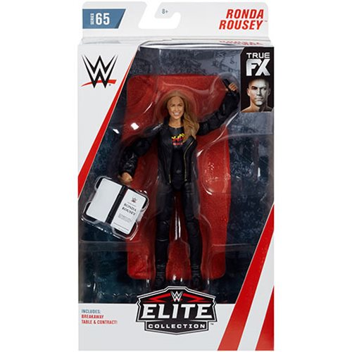 WWE Elite Collection Series 65 Action Figure Case