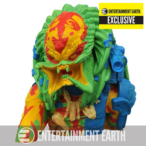 Predator Thermal Unmasked Bust Bank - Entertainment Earth Exclusive