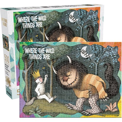 Where The Wild Things Are 500-Piece Puzzle