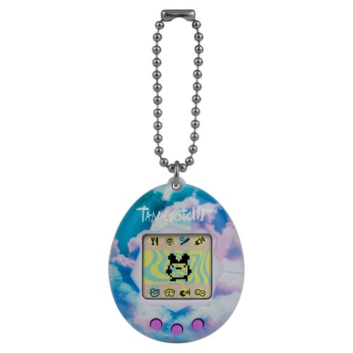 Tamagotchi Classic Blue Purple Sky Digital Pet
