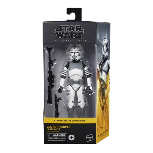 Star Wars The Black Series Clone Trooper Action Figure