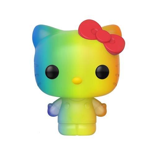 Hello Kitty Pride 2020 Rainbow Pop! Vinyl Figure