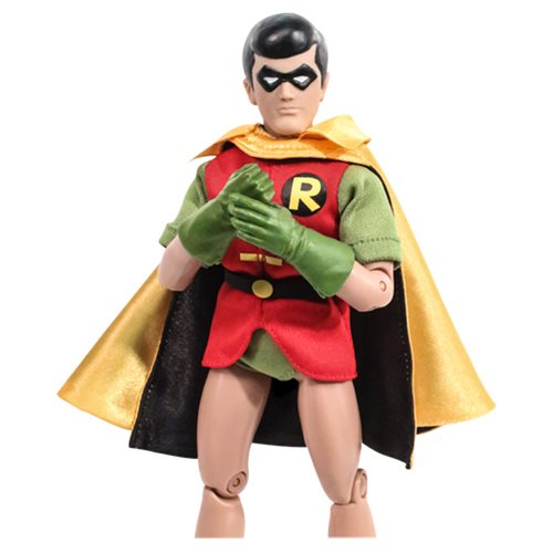 Super Friends 8-Inch Series 1 Retro Robin 8-Inch Action Figure