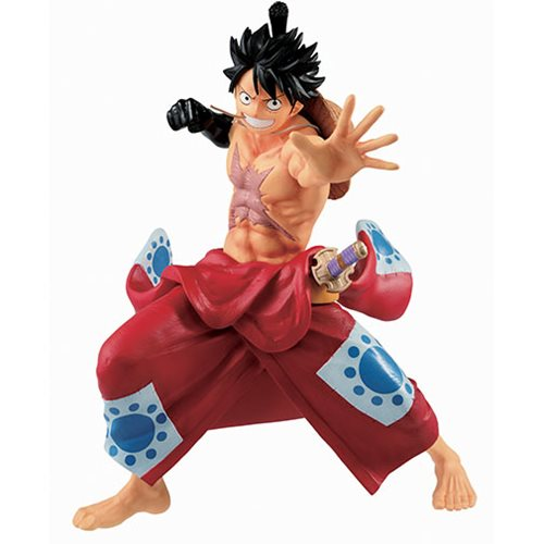 One Piece Luffy no umi Ichiban Statue