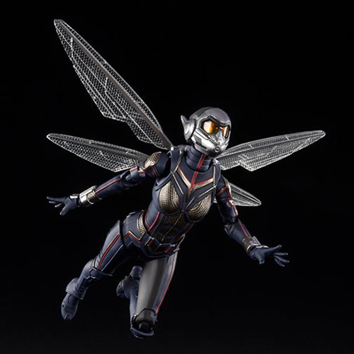 Ant-Man and The Wasp Wasp and Tamashii Stage SH Figuarts Action Figure