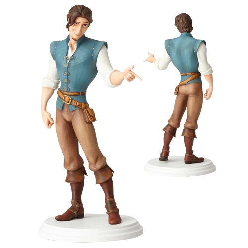 Walt Disney Archives Collection Tangled Flynn Rider Maquette Statue