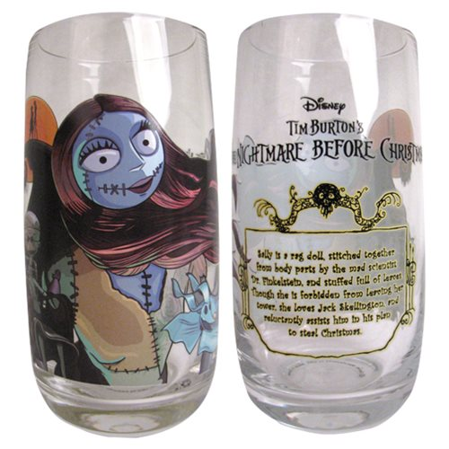 Nightmare Before Christmas Sally Tumbler