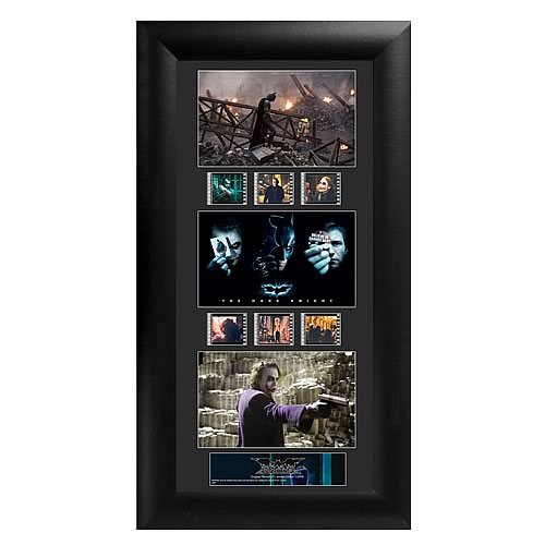 Batman: The Dark Knight Series 1 Upright Triple Film Cell