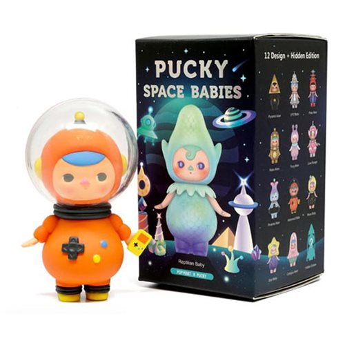 Pucky Space Babies Mini-Figure Blind Box