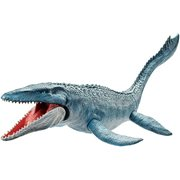 Jurassic World: Fallen Kingdom Real Feel Skin Mosasaurus Figure