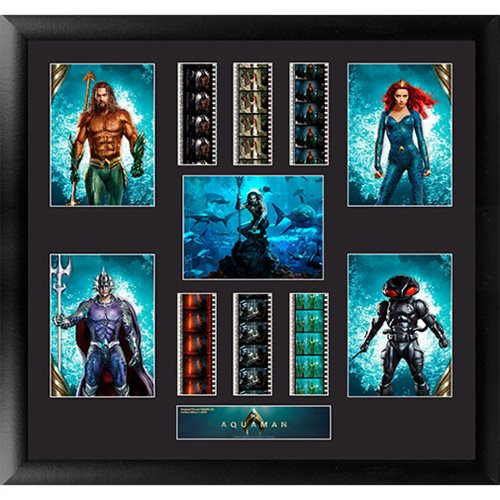 Aquaman Series 1 Large Montage Film Cell