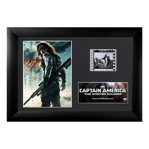 Captain America The Winter Soldier Series 2 Mini Film Cell