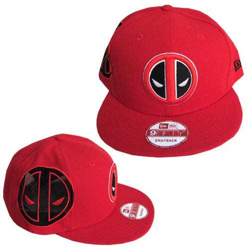 Deadpool Fresh Side Snap Back Hat