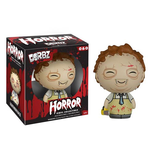 The Texas Chainsaw Massacre Leatherface Dorbz Vinyl Figure