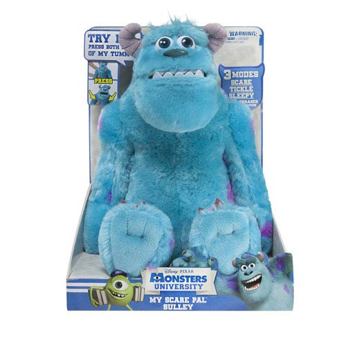Monsters University My Scare Pal Sulley Plush