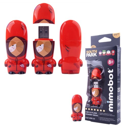 South Park Dead Kenny Mimobot USB Flash Drive