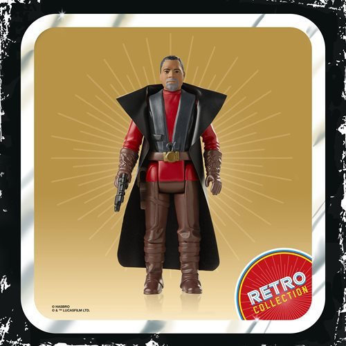 Star Wars The Retro Collection Greef Karga 3 3/4-Inch Action Figure