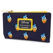 Donald Duck Embroidered Wallet
