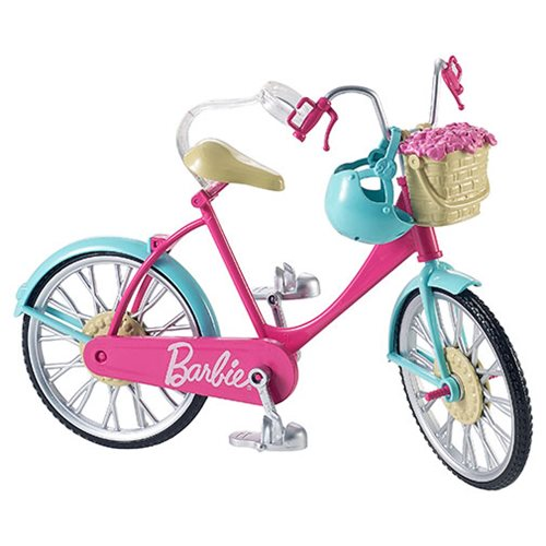 Barbie Bike Vehicle, Not Mint