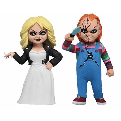 Bride of Chucky 2 Toony Terrors 6-Inch Action Figure 2-Pack