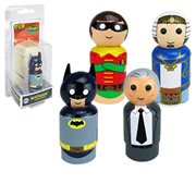 Batman Classic TV Series Pin Mates Wooden Collectibles Set 1