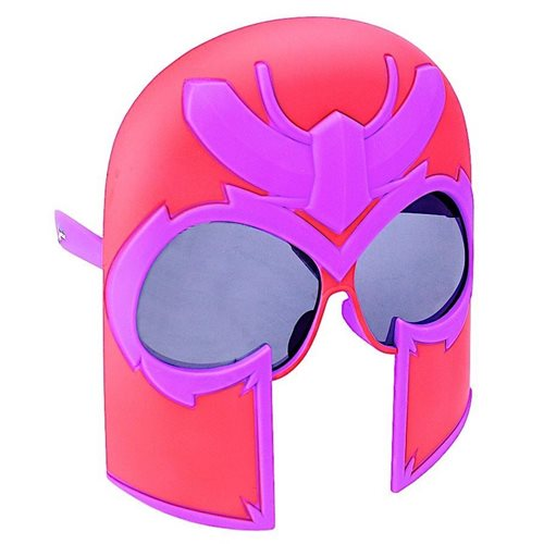 X-Men Magneto Sun-Staches