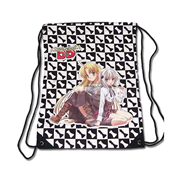 High School DxD Asia and Koneko Drawstring Bag