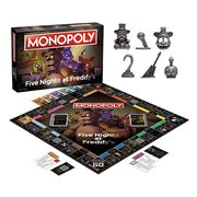 Five Nights at Freddy's Monopoly Game Collectors Edition