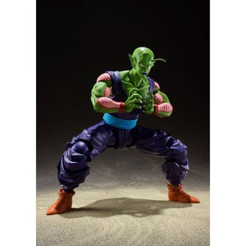 Dragon Ball Z Piccolo The Proud Namekian SH Figuarts Action Figure