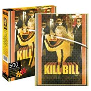 Kill Bill: Vol. 1 Movie Poster 500 Piece Puzzle