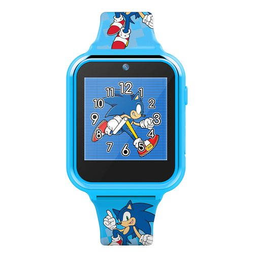 Sonic the Hedgehog iTime Kids Watch