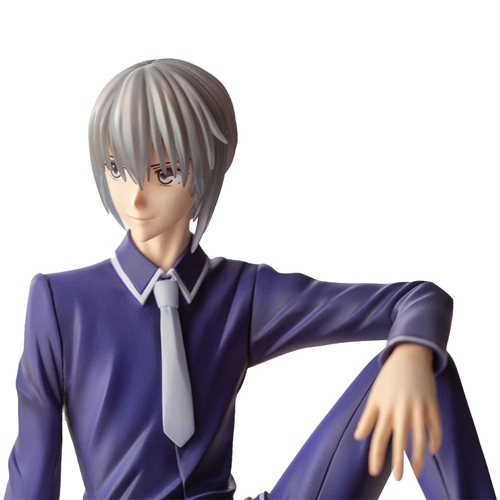 Fruits Basket Yuki Sohma Statue - Funimation Previews Exclusive