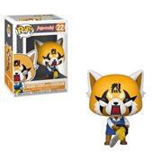 Aggretsuko Retsuko with Chainsaw Pop! Vinyl Figure