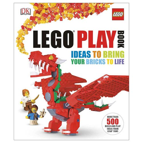 LEGO Play Hardcover Book