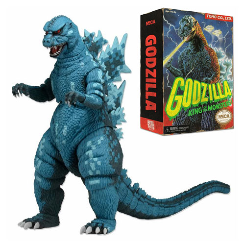 Godzilla King of the Monsters Video Game Appearance 12-Inch Head to Tail Action Figure