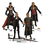 Once Upon a Time Series 1 Action Figure Set - PX